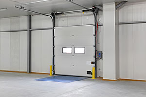 Rollup Garage Door