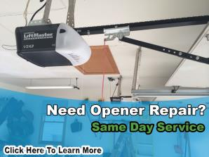 Garage Door Opener Repair - Garage Door Repair Flowery Branch, GA
